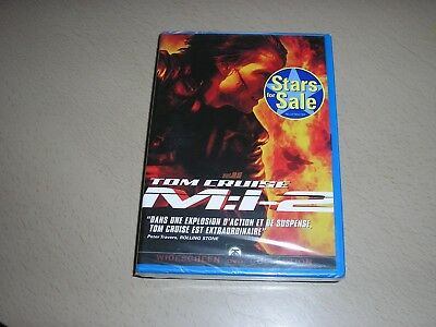 "DVD neuf sous blister,""MISSION IMPOSSIBLE 2"",tom cruise"