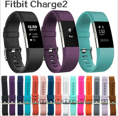 Replacement For FitBit Charge 2 Strap Band Sports Bracelet Watch Wristband Loop