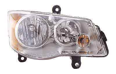 Chrysler Town and Country 2011 2012 2013 2014 2015 16 right passenger headlight