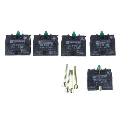 5PCS ZB2-BE101C Push Button Switch Contact Block XB2 Series Products VP