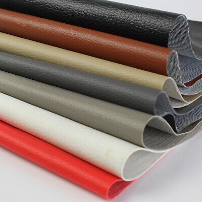 Car Auto Boat Marine Vinyl Fabric Upholstery Faux Leather Interior Decorate DIY