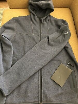 b3899eace9 ARC'TERYX COVERT HOODY / Mens Medium / Lt Admiral / NWT - $159.00 ...