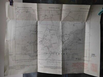 Albury,Braughing, Hertfordshire:used In Communications Research: Marconi:6' Plan