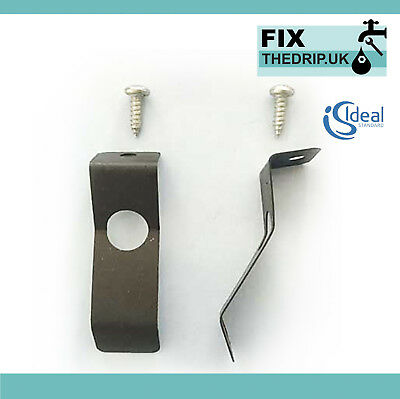 Ideal Standard EE75301196 Bath End Panel Fixing Pack ~ 2 clips