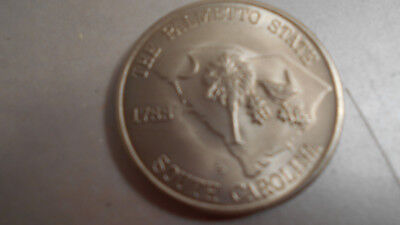South Carolina-The Palmetto State, 1788 Challenge Coin
