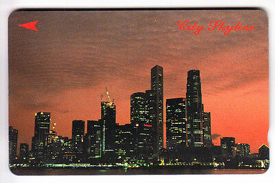 Asie  Telecarte / Phonecard .. Singapour 20$ Gpt 27Sigd Building City Skyline