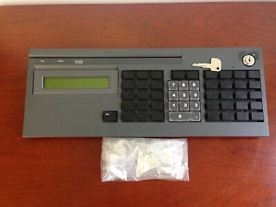 41D7552 41D1890  65Y4677 50 key KEYBOARD 4690-6300 POS Black M8 RS485