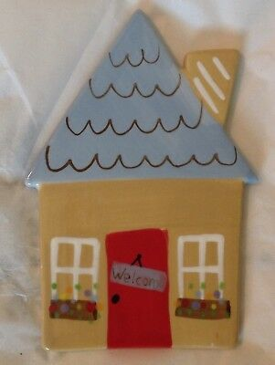 Coton Colors Minis Attachment House Welcome Sign Home