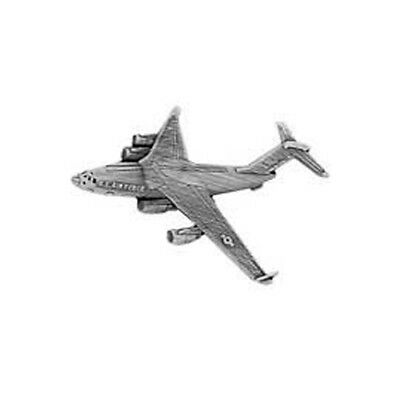 Boeing Globemaster C-17 Transport Cargo Aircraft Lapel Pin Badge 1.25 Inches