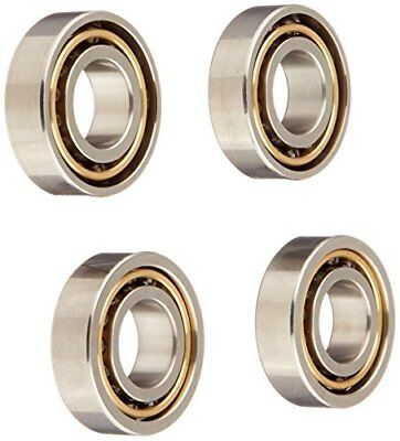 Niama-Reisser Silicon Nitride 32mm x15mm x9mm Caged Ball Bearings 4 PK