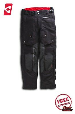 Gyde By Gerbing 12V Ex Pro Heated Motorcycle Pants Black New Free Shipping