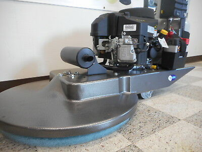 "New Pioneer Eclipse 28"" Propane Floor Buffer PE400BU"