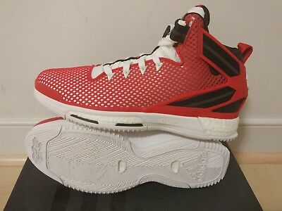 pretty nice fa63a 16406 Adidas d rose 6 boost basketball shoes men s size 9.5 DM