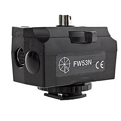 Quantum Instruments FW-53N Freewire Wireless TTL Adapter for Canon