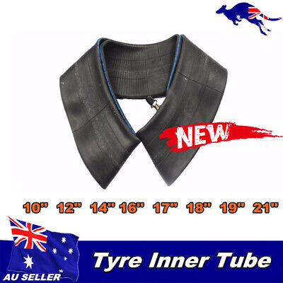 10/12/14/16/17/18/19/21 Inch Tyre Tire Inner Tube for Dirt Trail Pit Motor Bike