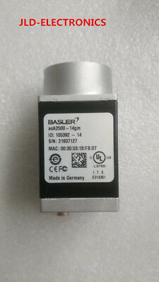 BASLER acA2500-14gm tested and used in good condition 1pcs