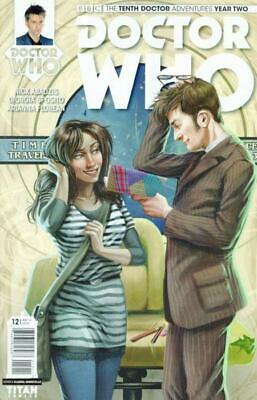 Doctor Who: 10th Doctor - Year Two #12