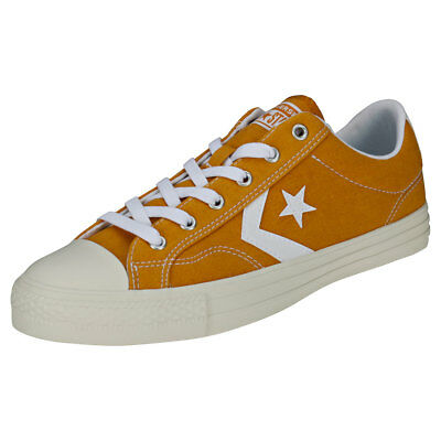 71906d8fba1258 CONVERSE ALL STAR Ox Low Shoes SS18 Trainers New in Orange Size UK ...