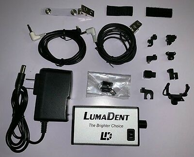 Dental Headlight system- LumaDent -NEW! Save $103 compared to manufacturer!!