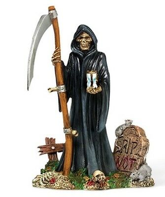 D56 SV Halloween The Grim Reaper #810636 BRAND NEW Free Shipping