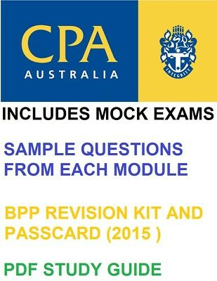 CPA SMA S2-2018 Strategic Management Accounting Exam Comprehensive Index Notes