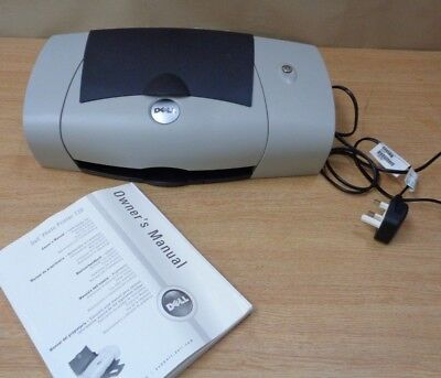 dell photo printer 720 boxed manual cd 5 00 picclick uk rh picclick co uk Dell 720 Printer USB Cable Dell 720 Printer USB Cable