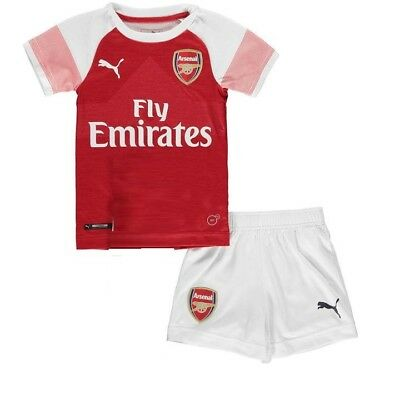Arsenal 2018/19 Home KIT - KIDS Sizes - ANY Name & Number - BNWT