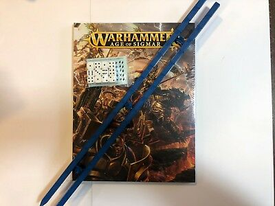 Age Of Sigmar 1St Edition Gaming Aids - Games Workshop - Age Of Sigmar