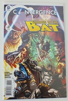 Convergence - Batman - # 2 - Bagged & Boarded - DC  - 2015 - NM - (596)