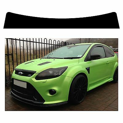 Ford Focus ST sunstrip for a MK2 2004 to 2011 - pre cut, no trimming required!