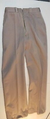 Vintage Ww2 Us Pink Army Air Corp Aac Officers Pants Size 28X28 64A