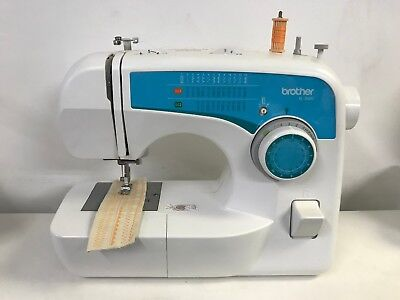BROTHER XL 40 Sewing Machine Very Good Condition £4040 Enchanting Brother Xl 3600 Sewing Machine Manual