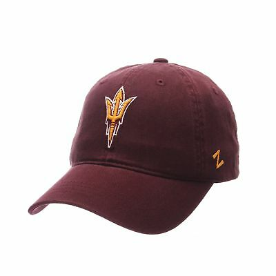 Arizona State Sun Devils Official NCAA Scholarship Adjustable Hat Cap by  Zephyr 7d27ddc5e164