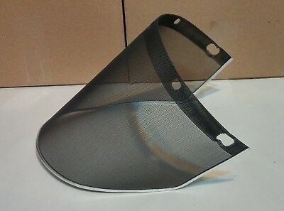 North Safety Steel Screen Face Shield S178
