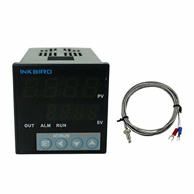 Inkbird °F and °C Display PID Stable Temperature Controller ITC106VH wit