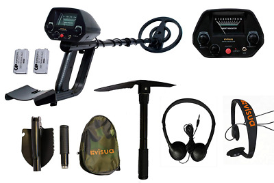 Visua Discriminating Metal Detector with built in Pinpoint function. (Kit: