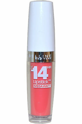 Maybelline Super Stay 14 Hour Wear Lipstick Burst of Coral #455