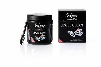 Hagerty Jewel Clean – Jewellery Dip Bath for Gold Diamonds 170 ml