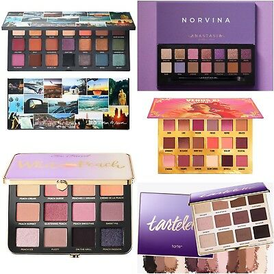 Lime Crime Venus XL Eyeshadow Palettes Born To Run Too Faced Highlighter Norvina