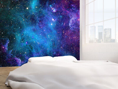 Galaxy stars abstract space photo Wallpaper wall mural (46112002) Space