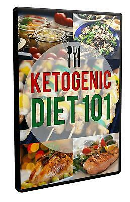 Ketogenic Diet 101 - The Complete Health & Rapid Fat Loss Blueprint Fast & Safe