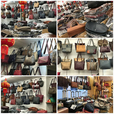 Wholesale Job lot Ladies Handbags Shoulder Bags Travel Bags Mix Styles & Colours