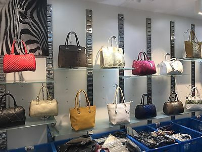 Wholesale Joblot Ladies Handbags Body Bags Huge Variety 200pcs Mix Styles Colour