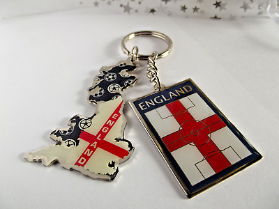 New Key Ring England Football,rugby,swimming Metal Clip Car Key Gift Bag Party
