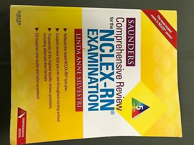Saunders Comprehensive Review For The NCLEX RN Examination GMG