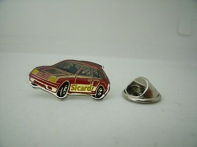 RARE Pin's Pins Pin Badge PEUGEOT 205 T16 / TURBO 16 SICARD TOP +++