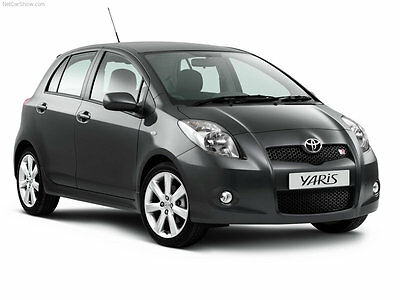 Manuale Officina Toyota Yaris 2007 Workshop Manual Service   Software