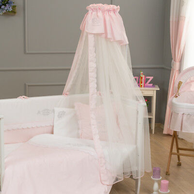 Kids Baby Princess Bed Canopy Bed Cover Mosquito Mat Curtain Bedding Round Dome