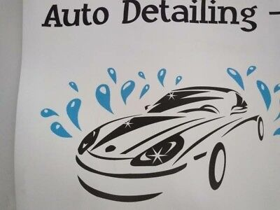 Mobile Auto Detailing Business for sale