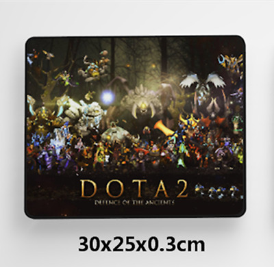 dota 2 Anime Game Mouse custom made  Profession PC Large Mats MP006